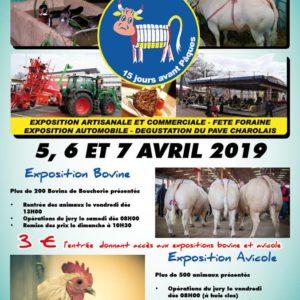3bois au Concours Agricole de Varennes-sur-Allier