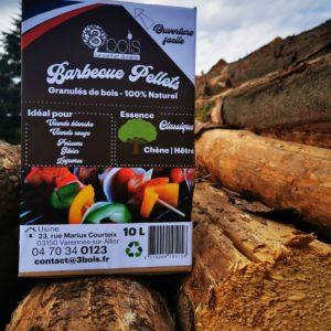 Granulés de bois pour barbecue | Classique (Chêne & Hêtre)